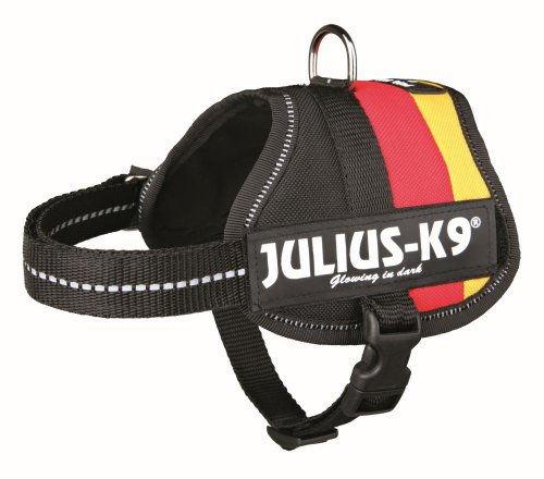 JULIUS-K9, K9-Powergeshirre, Baby2, Deutsch