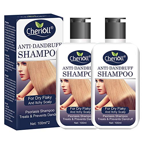 Anti-Schuppen Shampoo, Anti Dandruff Shampoo, Hilfe gegen Schuppen und juckende...