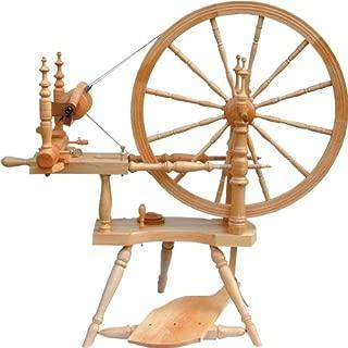 Kromski Polonaise Spinning Wheel - Unfinished