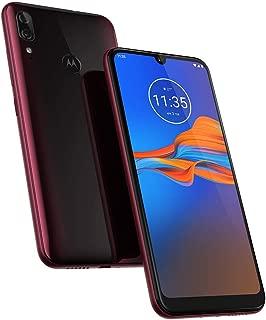 Smartphone Moto E6 Plus 32Gb, Motorola, Modelo XT2025-1, 32 GB, 6.1'', Rubi