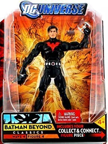DC Universe Classics Wave 4 Action Figure Batman Beyond Unmasked Variant by Mattel [並行輸入品]