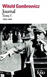 Journal, tome 1 (1953-1958)