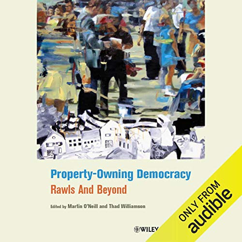 Property-Owning Democracy copertina