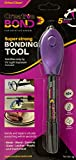 CreativeBond Super Strong Bonding Tool, Repair Almost Anything Within Seconds, UV Light Hardening Glue, Dries Clear
