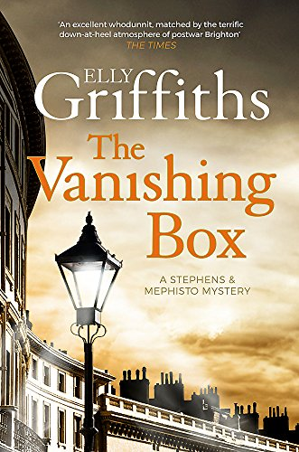 The Vanishing Box: The Brighton Mysteries 4