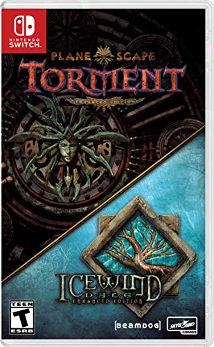 Planescape Torment & Icewind Dale: Enhanced Editions - Nintendo Switch
