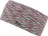 FEINZWIRN Damen Kopfband Haarband in vielen Farben für Sport und Freizeit doppellagig...