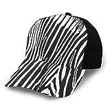 Fuliya Printed Adjustable Baseball Cap,Decorative 3 Piece Bedding Set 2 Pillow Shams,Hat for Men Women Teens