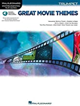 Great Movie Themes: for Trumpet Instrumental Play-Along (Hal Leonard Instrumental Play-along)
