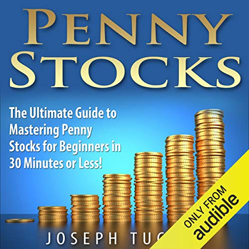 Penny Stocks Audiobook By Joseph Tucker cover art