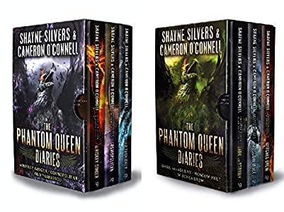 The Phantom Queen Diaries Boxsets