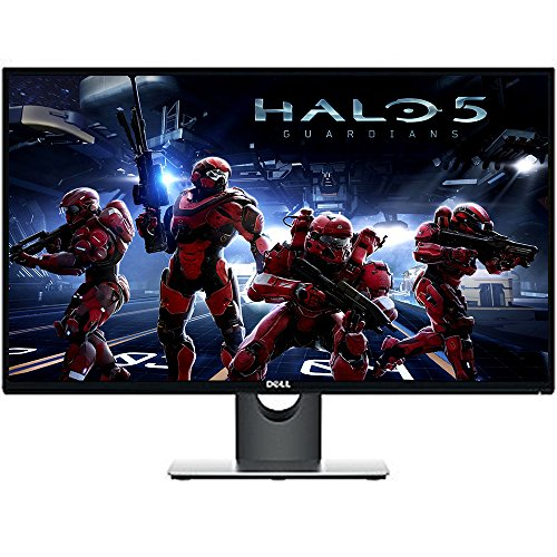 "Premium High Performance Dell 27"" Full HD IPS LED-Backlit 1920x1080 Resolution Monitor Widescreen 16:9 Aspect Ratio 6ms Response Time HDMI VGA Inputs"