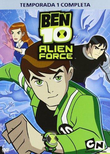 Ben 10: Alien Force Temporada 1 [DVD]