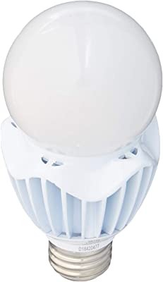 Satco S8736 Medium Light Bulb Finish, 5.00 inches, Frosted White