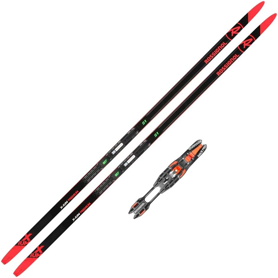 2020 Rossignol Super popular specialty store X-IUM Free shipping / New Premium S1 Bindi Race Skis Skate with