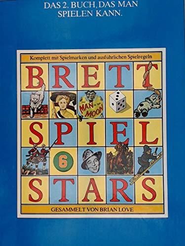 Brettspiel- Stars. Das 2. Buch, das man spielen kann
