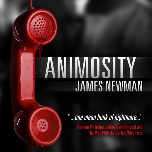 Animosity audiobook cover art