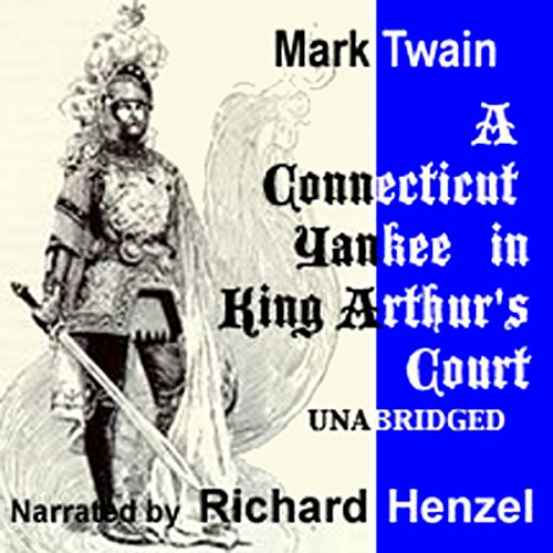 A Connecticut Yankee In King Arthur's Court cover art