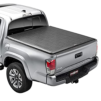TruXedo TruXport Soft Roll Up Truck Bed Tonneau Cover   257001   fits 16-20 Toyota Tacoma 6' bed
