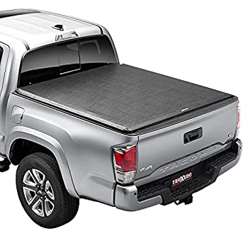 TruXedo TruXport Soft Roll Up Truck Bed Tonneau Cover | 257001 | Fits 2016 - 2021 Toyota Tacoma  Excludes Trail Special Edition Storage Boxes  6  2  Bed  73.7