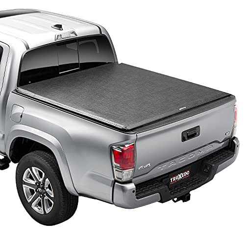 TruXedo TruXport Soft Roll Up Truck Bed Tonneau Cover | 256801 | Fits 2005 - 2015 Toyota Tacoma 6' 2' Bed (73.5')