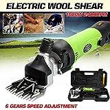 AFRUDDR 1080W Elektroschere Clipper Scher Schaf Ziegen Alpaka Schere Tierhaar Maschinenschneider Wolle Schere Farm Supplies, China