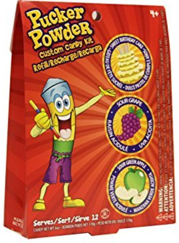 Pucker Powder Refill  1 by PUCKER POWDER