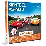 SMARTBOX - Caja Regalo - SIENTE EL ASFALTO - 3720 actividades de conducción con...