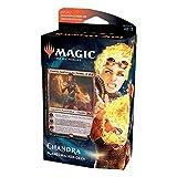 Magic The Gathering Planeswalker-Deck Chandra Catalizador de Las Llamas, Juego Principal 2021 (60 Cartas) – Versión Alemana (Wizards of The Coast C76581000)