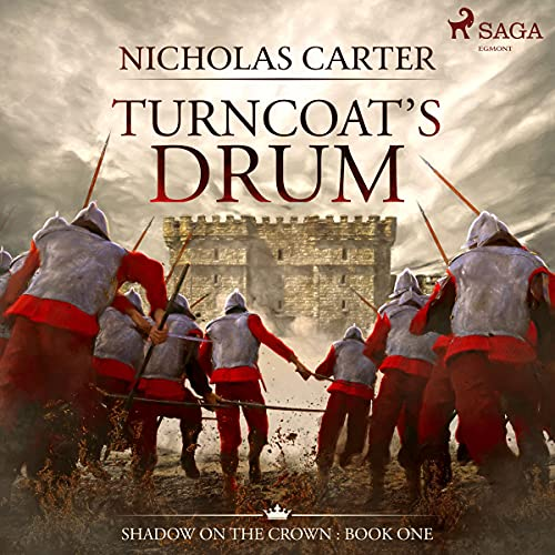 Turncoat's Drum Audiobook By Nicholas Carter cover art