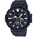 [カシオ] 腕時計 プロトレック 電波ソーラー PRW-7000-1AJF ブラック
