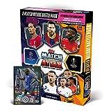 Topps UCL Match Attax Pack de batalla deluxe