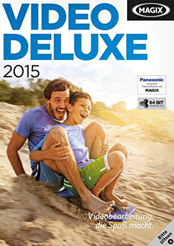 MAGIX Video deluxe 2015 [Download]