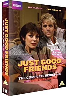 Just Good Friends - The Complete Series 1 - 3 And Christmas Special