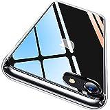 CASEKOO iPhone SE 2020 ケース [第2世代] iPhone8 ケース iPhone7ケース 4.7インチ クリア 米軍MIL規格取得 耐衝撃 四隅滑り止め 透明カバー ワイヤレス充電対応 アイフォンSE/8/7ケース(2020年版)