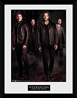 Best supernatural framed poster Reviews