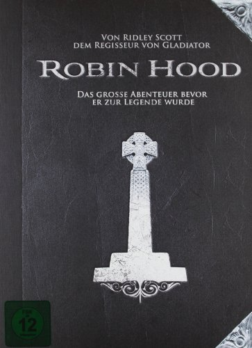 Robin Hood - Limited Collectors Box (2 Disc im Steel-Book) [Blu-ray] [Limited Edition]