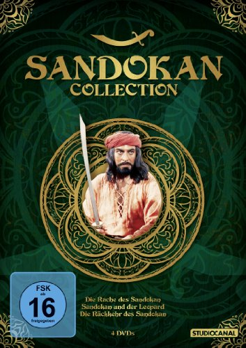 Sandokan - Collection (4 DVDs)