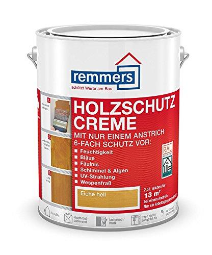 Remmers Holzschutz-Creme - weiß 750ml