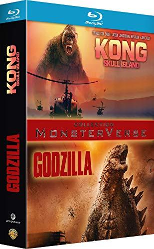 Godzilla + Kong : Skull Island [Francia] [Blu-ray]