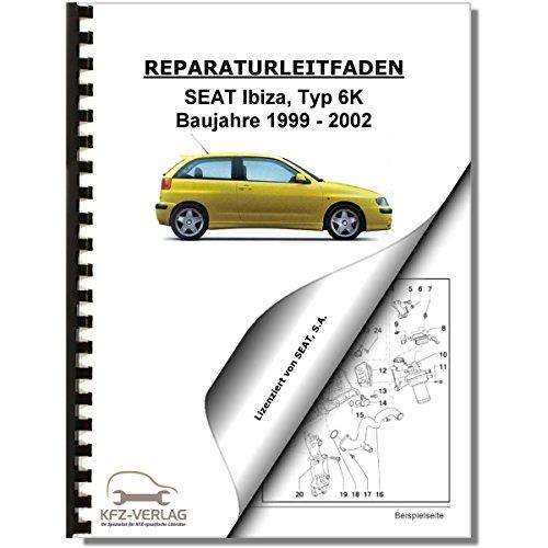 SEAT Ibiza Typ 6K (99-02) Radio, Navigation, Kommunikation - Reparaturanleitung