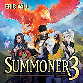 Summoner 3 audiobook cover art