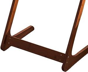 XING ZI Folding table X-L-H Nan Lado de bambú Moderno sofá Minimalista Mesa Cama Escritorio Mesa de Centro Mesa de café Mesa de Estudio (Size : 60x40x65cm)