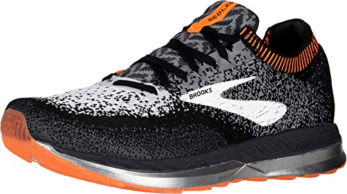 Brooks Bedlam, Scarpe da Running Uomo, Multicolore (Black/Grey/Orange 005), 44 EU