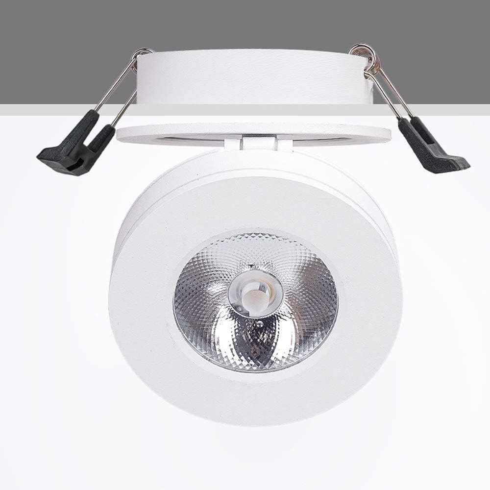 Sacramento Mall E27 led Modern OFFicial site Minimalist LED S Spotlights Lamp Ceiling Embedded