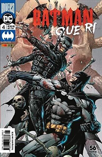 O Batman Que Ri - Volume 4