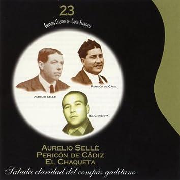 Grandes Clásicos del Cante Flamenco, Vol. 23: Salada Claridad del Compás Gaditano