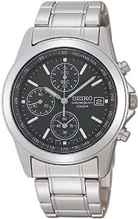 [セイコーimport] 腕時計 SND309P 逆輸入品 シルバー