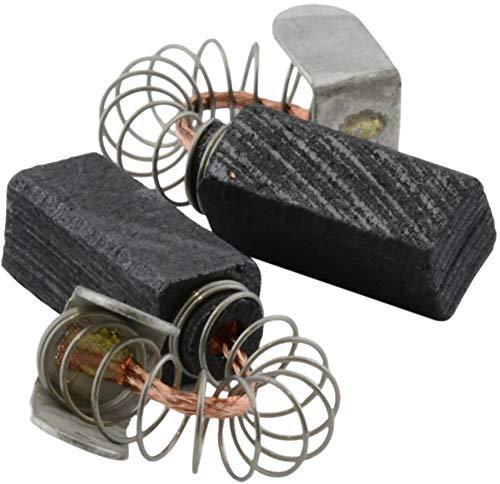 Kohlebürsten für METABO E450/2RL Bohrmaschine -- 6x6x13mm -- 2.4x2.4x5.1\'\'