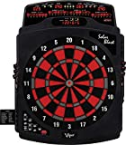 Viper Solar Blast Electronic Dartboard, Spread Out Overhead Cricket Scoreboard, Laser Lite Compatible, Modern Design Fits With Contemporary Decors, Solo Play Against The Cyber Player, 43 Games